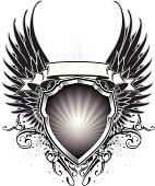 right wing emblem