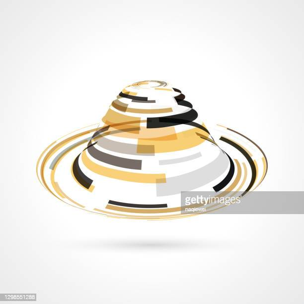 ring pattern icon,top hat - animated zebra stock illustrations