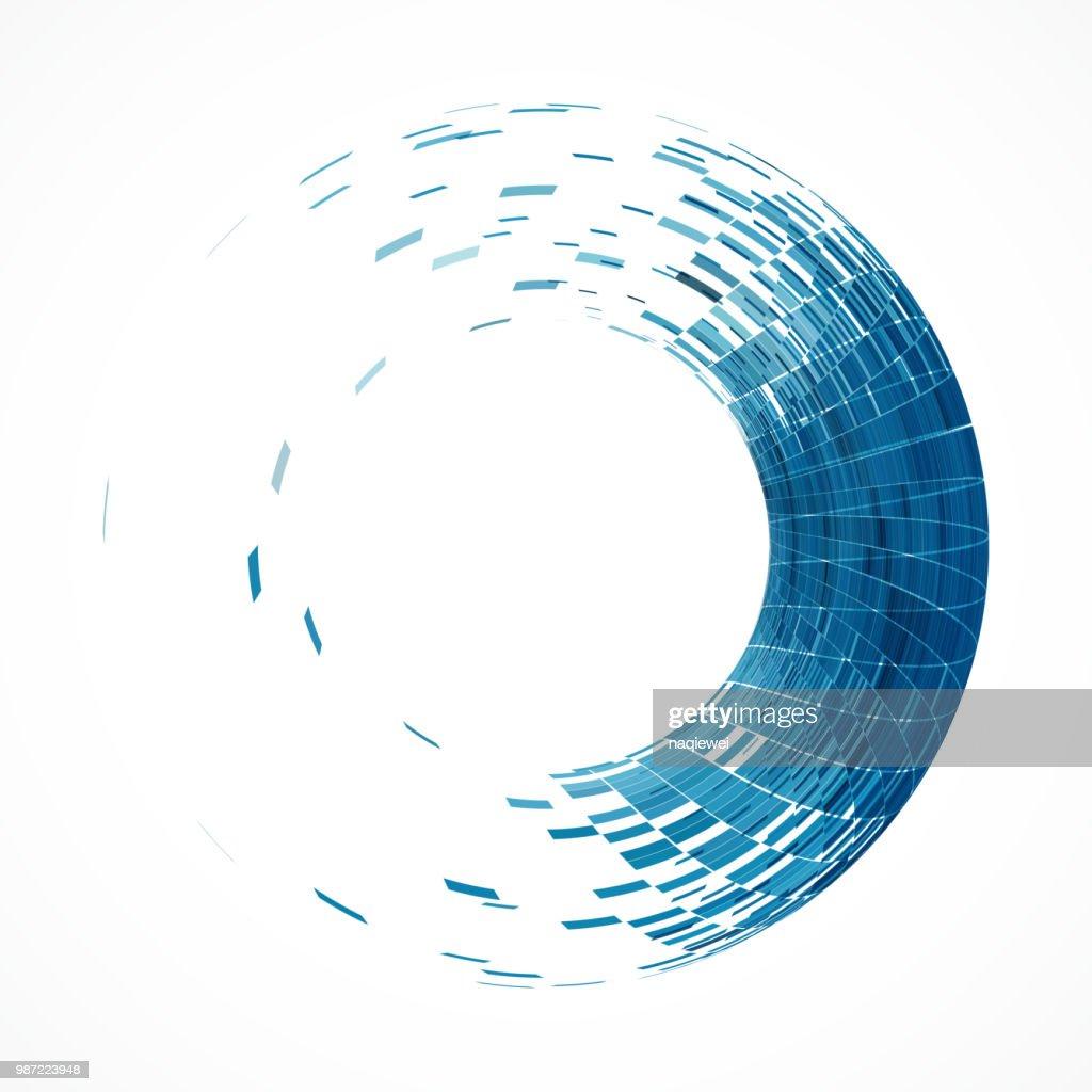 Ring : stock illustration