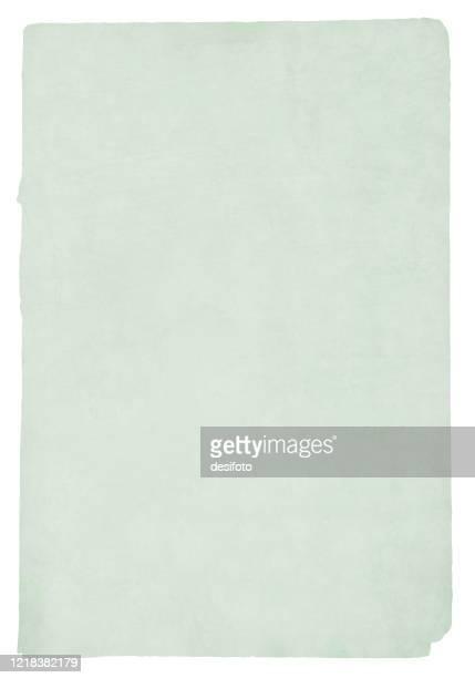 リッピングまたは引き裂かれた非常に薄いパステルグリーン色のグランジ紙の背景 - カーキグリーン点のイラスト素材/クリップアート素材/マンガ素材/アイコン素材