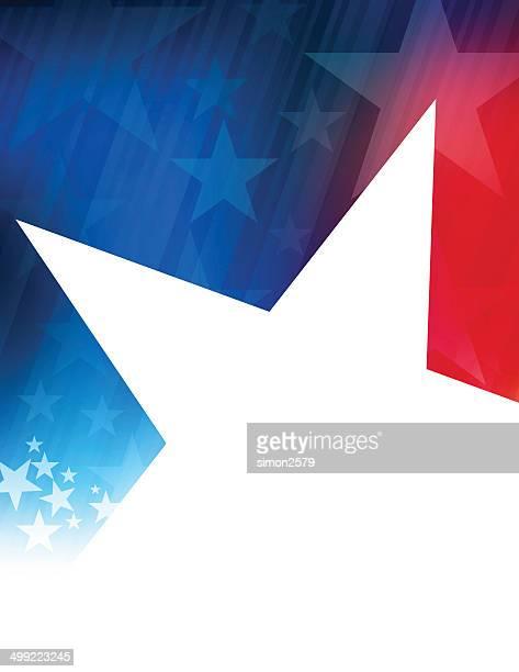 ilustraciones, imágenes clip art, dibujos animados e iconos de stock de rising star en los estados unidos - president