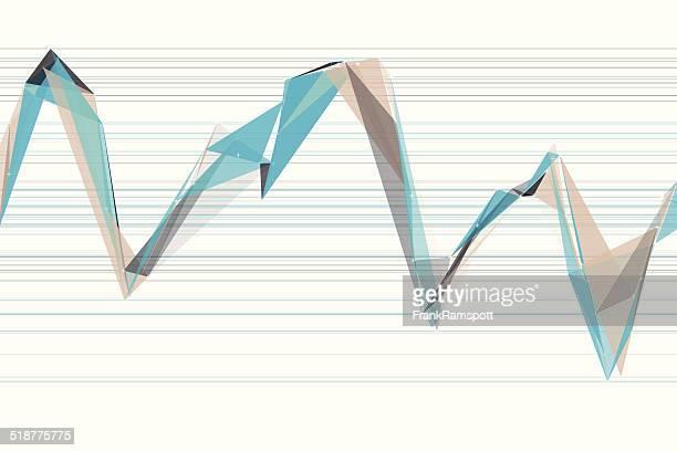 River Polygon Triangle Diagramm