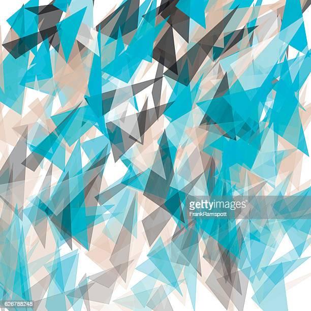 river triangle geometric vector pattern - frankramspott stock-grafiken, -clipart, -cartoons und -symbole