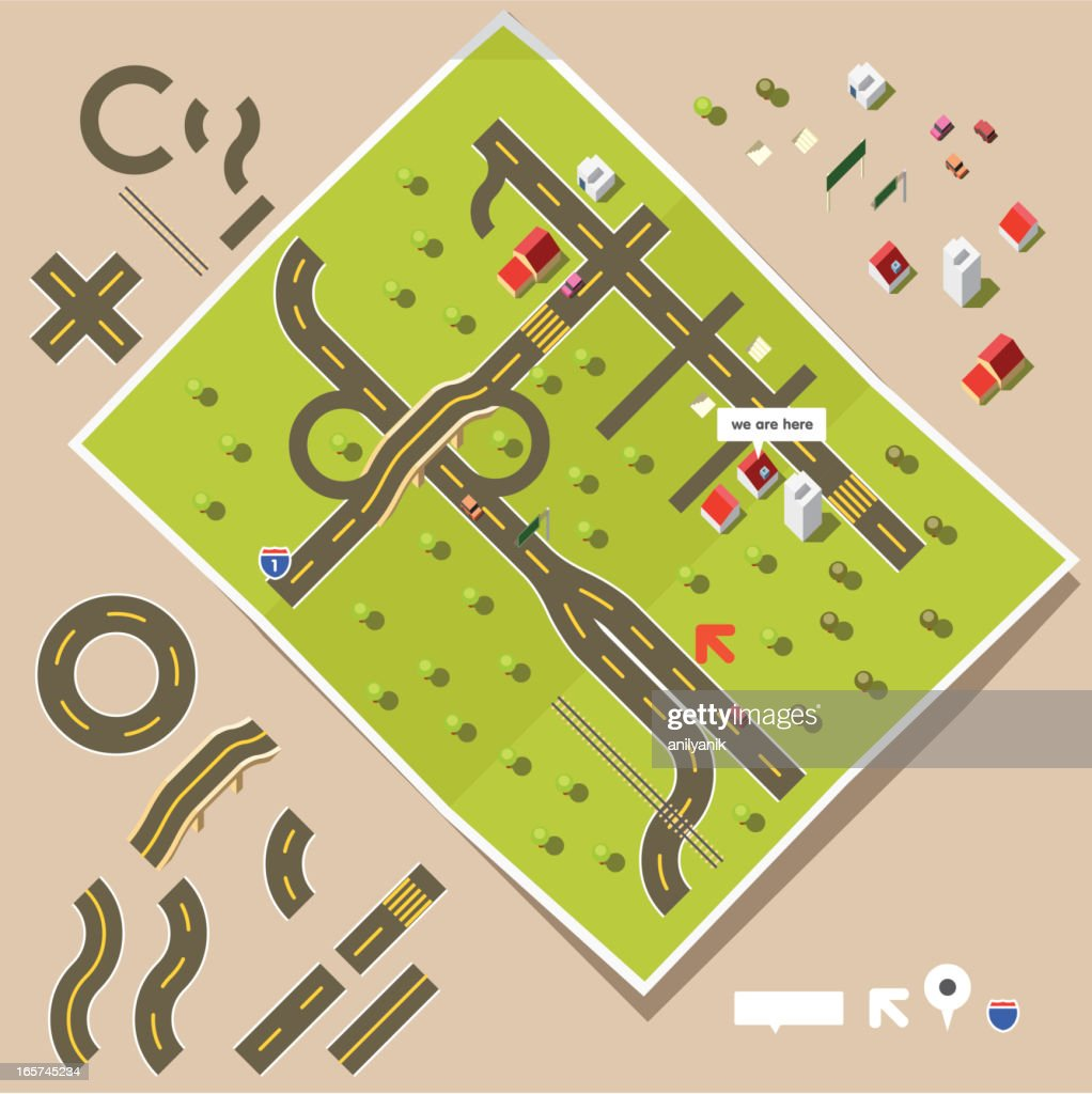 road map kit