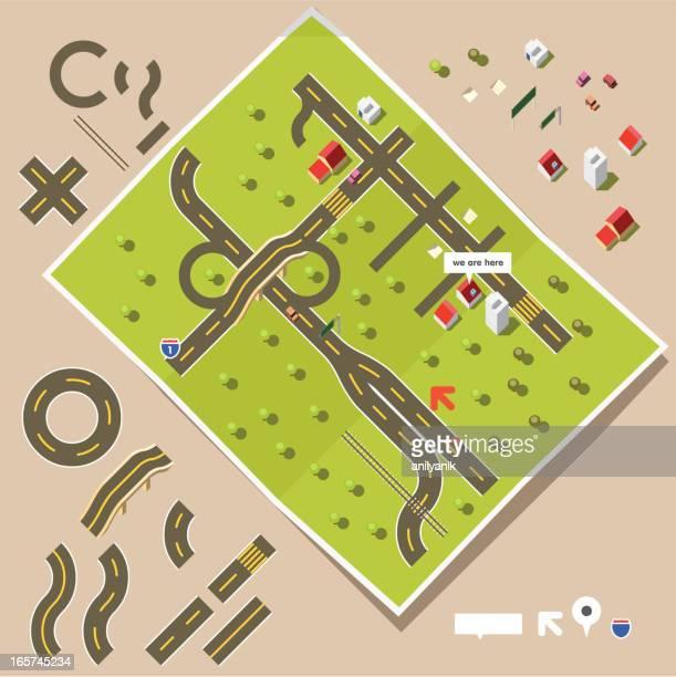 road map kit