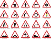 UK road signs: Basic Junctions