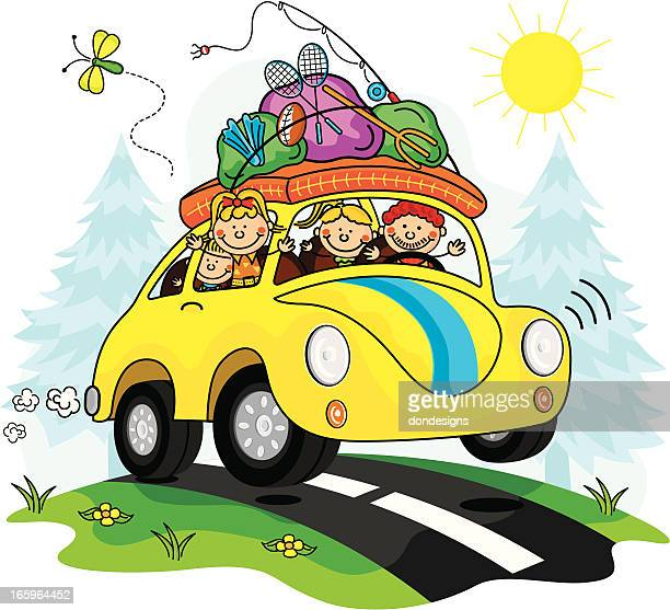 Road Trip Stock Illustrations And Cartoons Getty Images