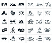 Roads Icons