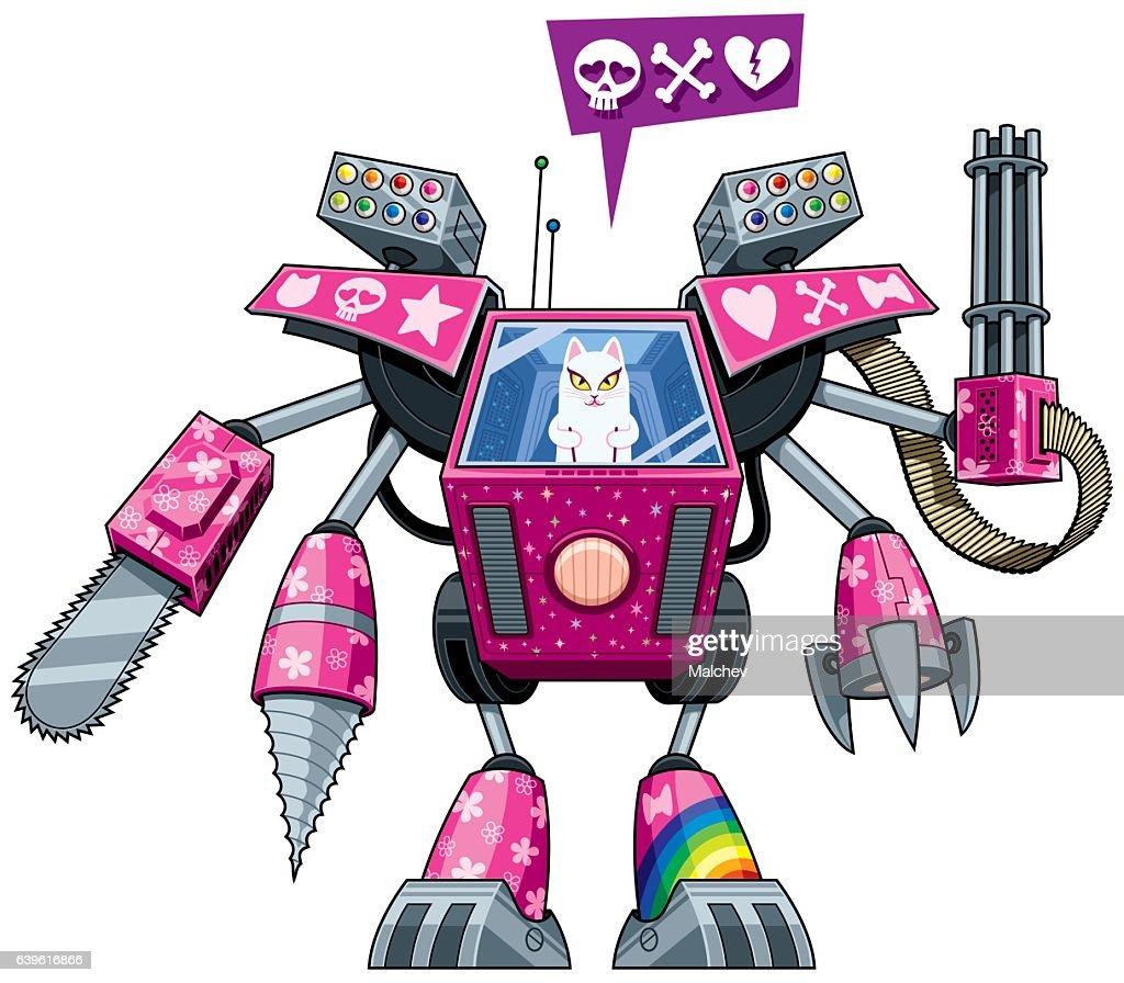 Robo-pussycat