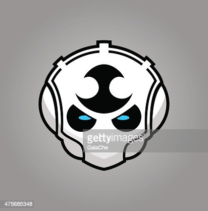 robot head vector art | thinkstock
