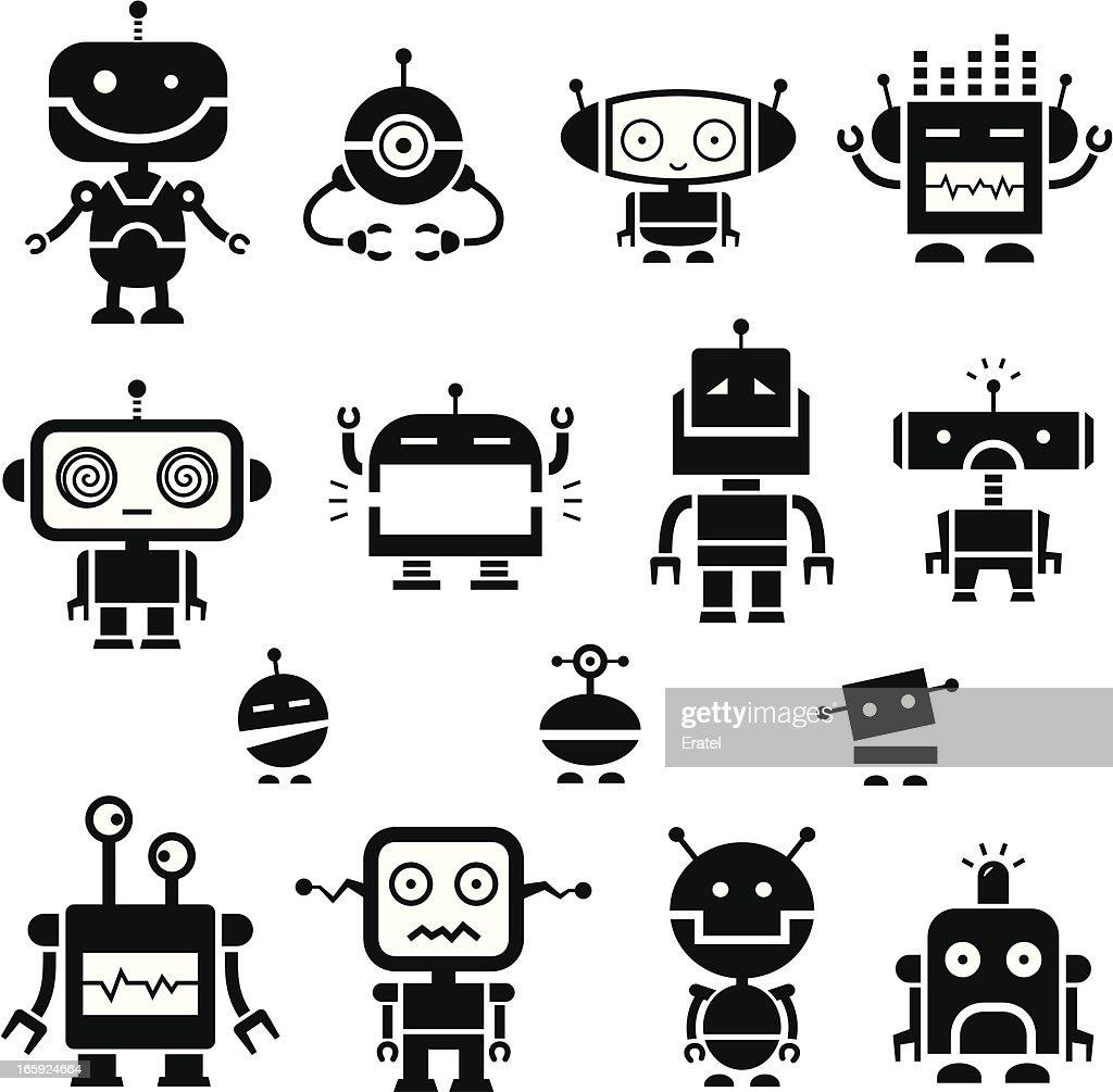 Robot Symbols 2