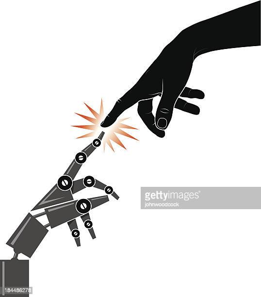Robot touch