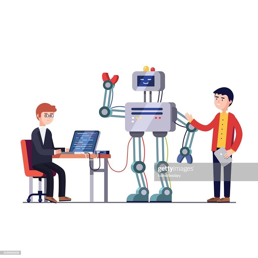 Robotics hardware and software engineering