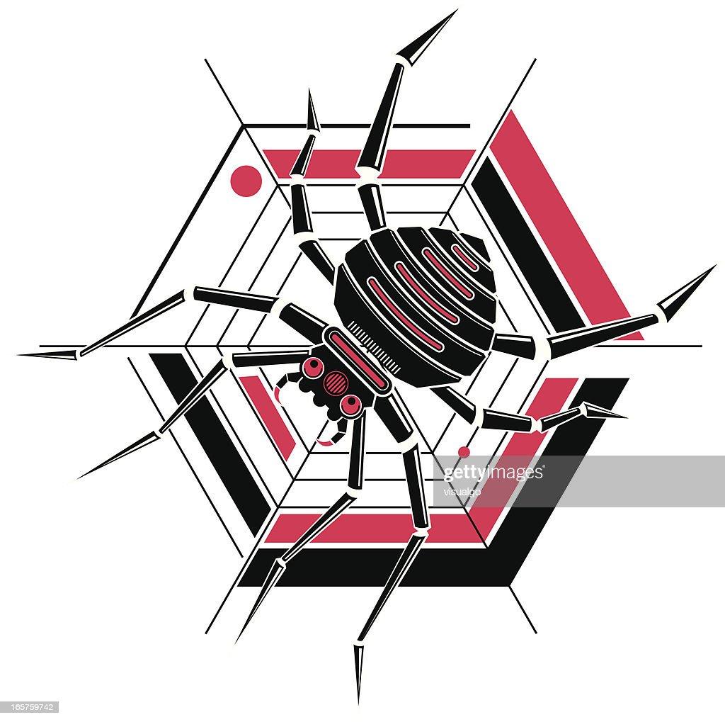 robots spider