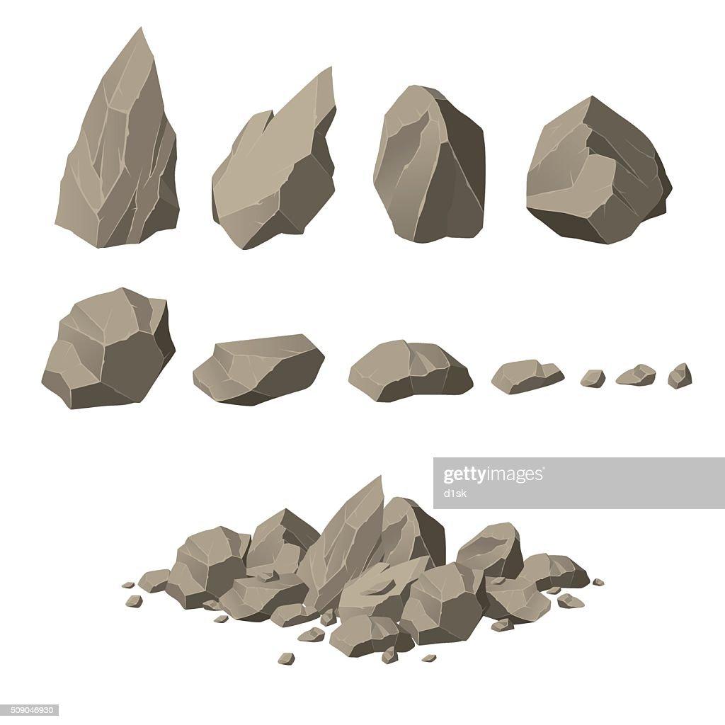 Rock elements