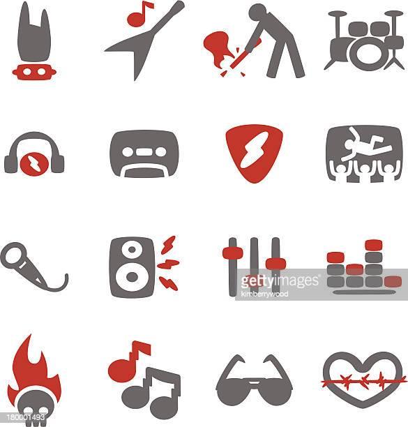 Ícone de Música Rock