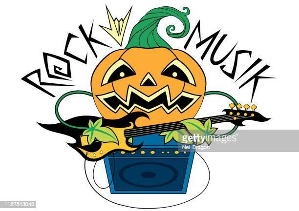 rock music - bass instrument stock illustrations, clip art, cartoons, & icons