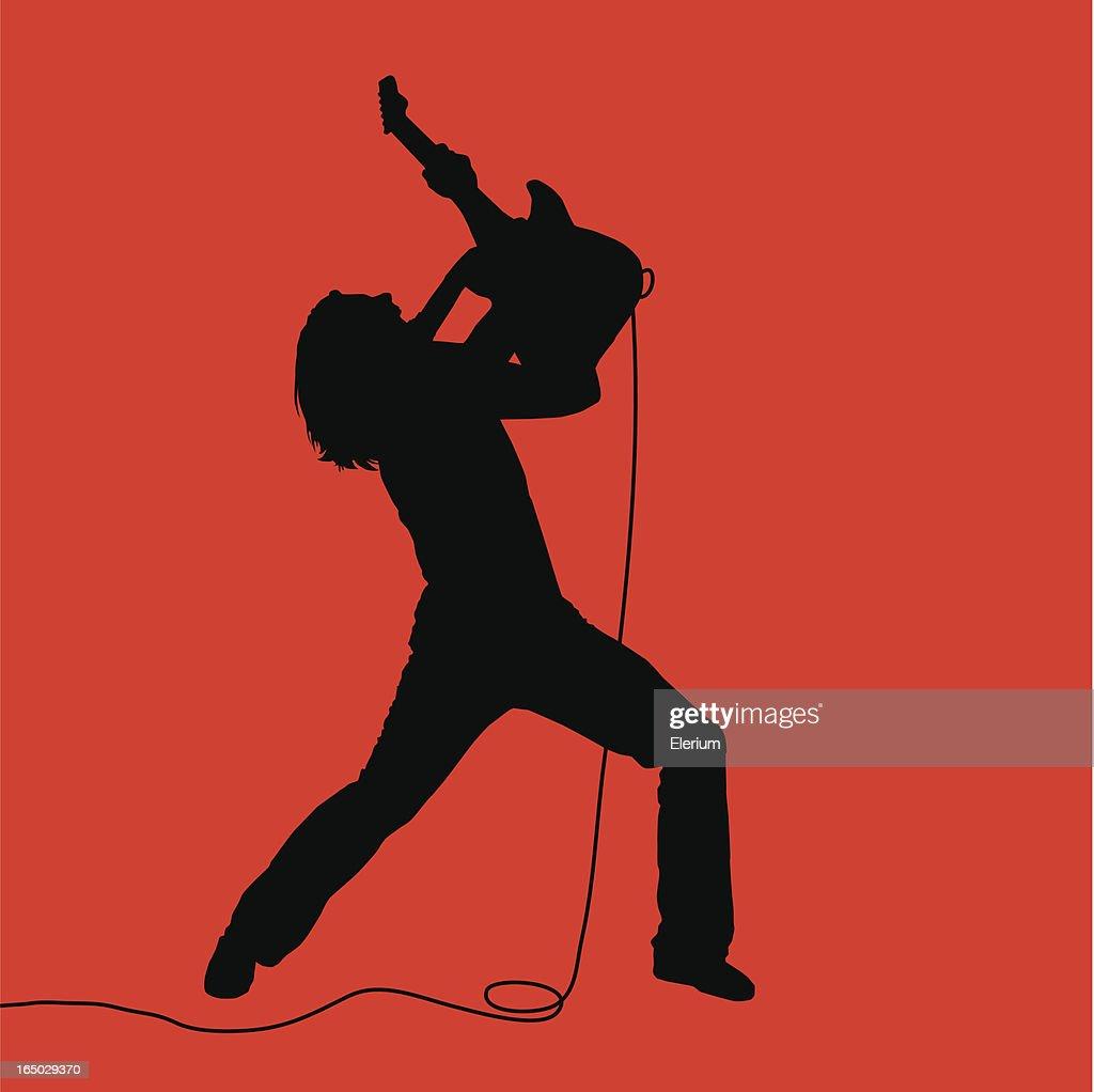 Rock Out! Air Guitarist 07