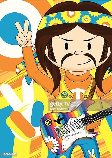 Rock Star Hippie Boy