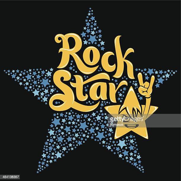 Rock Star Typography