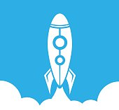 Rocket Launch, Aircraft, Space, Business Startup