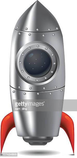 rockets-1 - rocket stock illustrations