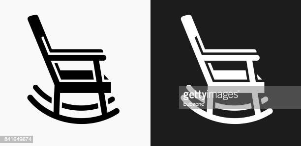 Awesome Worlds Best Rocking Chair Stock Illustrations Getty Images Machost Co Dining Chair Design Ideas Machostcouk