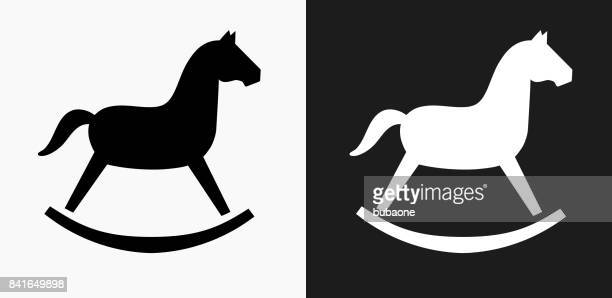 Rocking Horse Vector Art And Graphics Getty Images