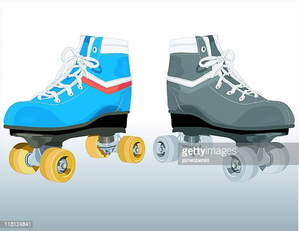 Roller Skates (Vector)