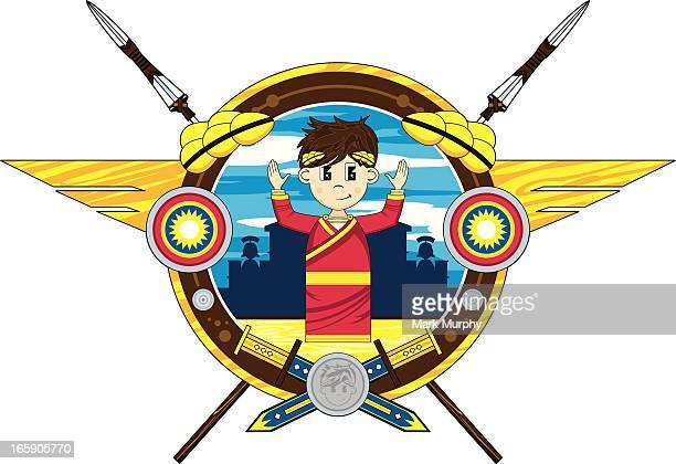 Roman Emperor Badge