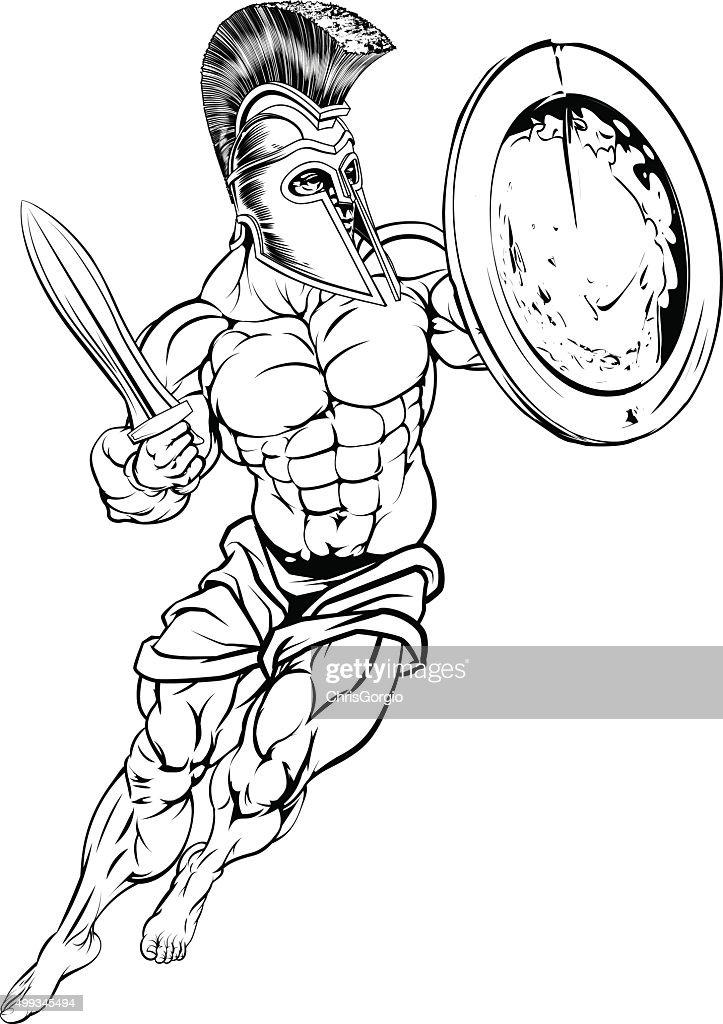 Roman Gladiator