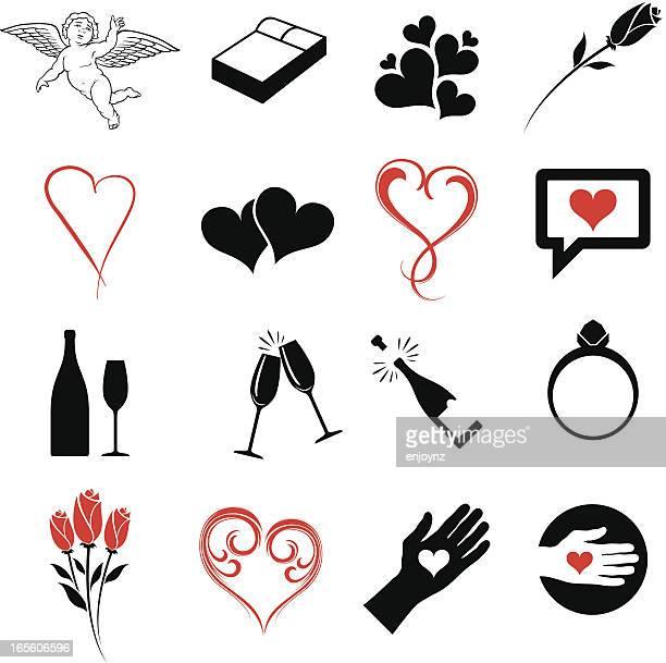Iconos de Romance