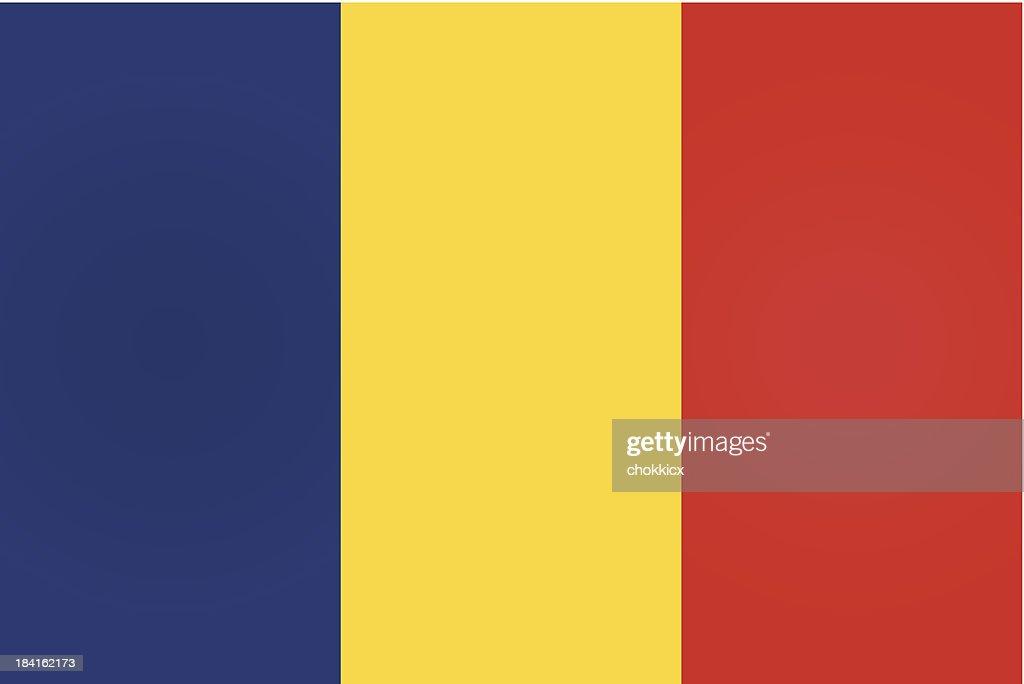 Romania or Romanian Flag