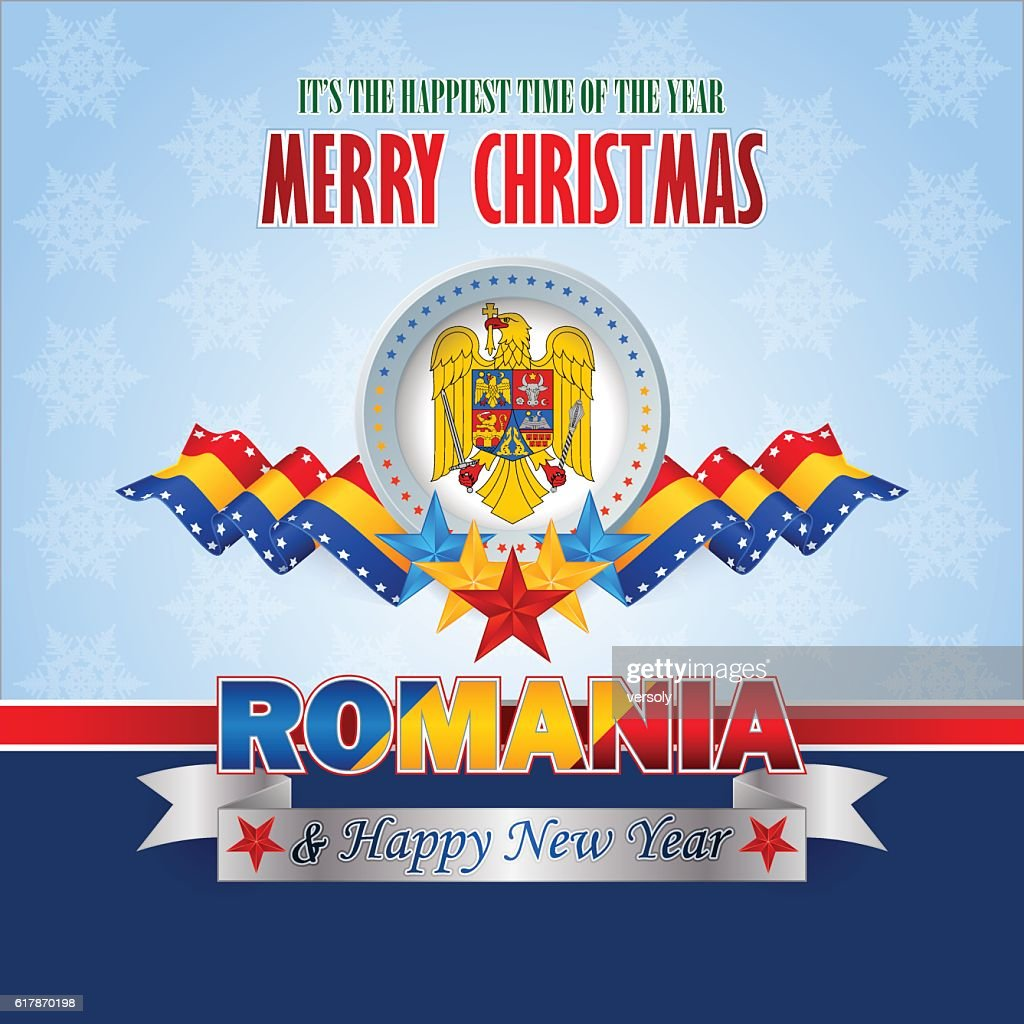 Romanian winter holidays, celebration