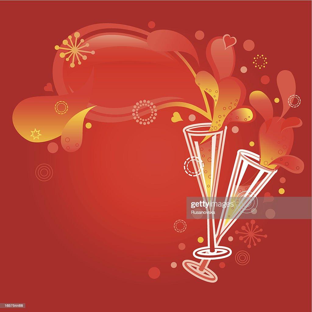 Romantic Champagne