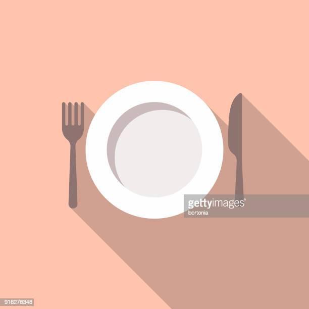 ロマンチックなディナー フラット デザイン バレンタインデーのロマンス アイコン