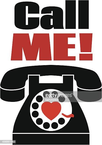 romantic phone call