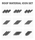 Roof icons