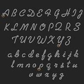 Seil Schriftart-Clip-Art Download 338 clip arts (Seite 1 ...