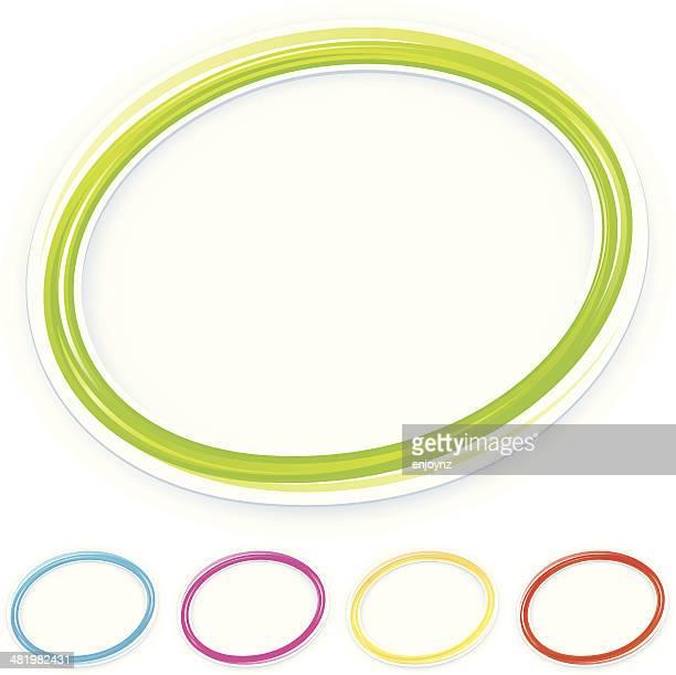 runde bilder - oval stock-grafiken, -clipart, -cartoons und -symbole