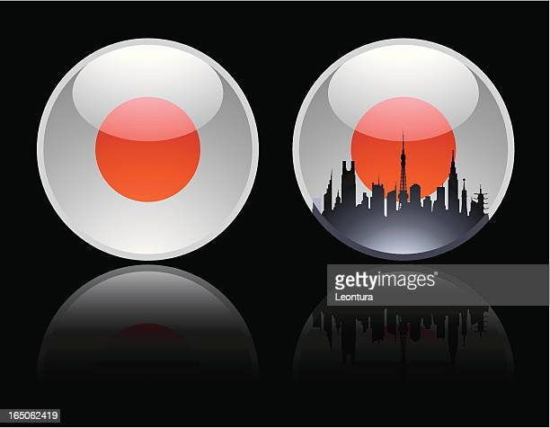 Round Japanese Marble