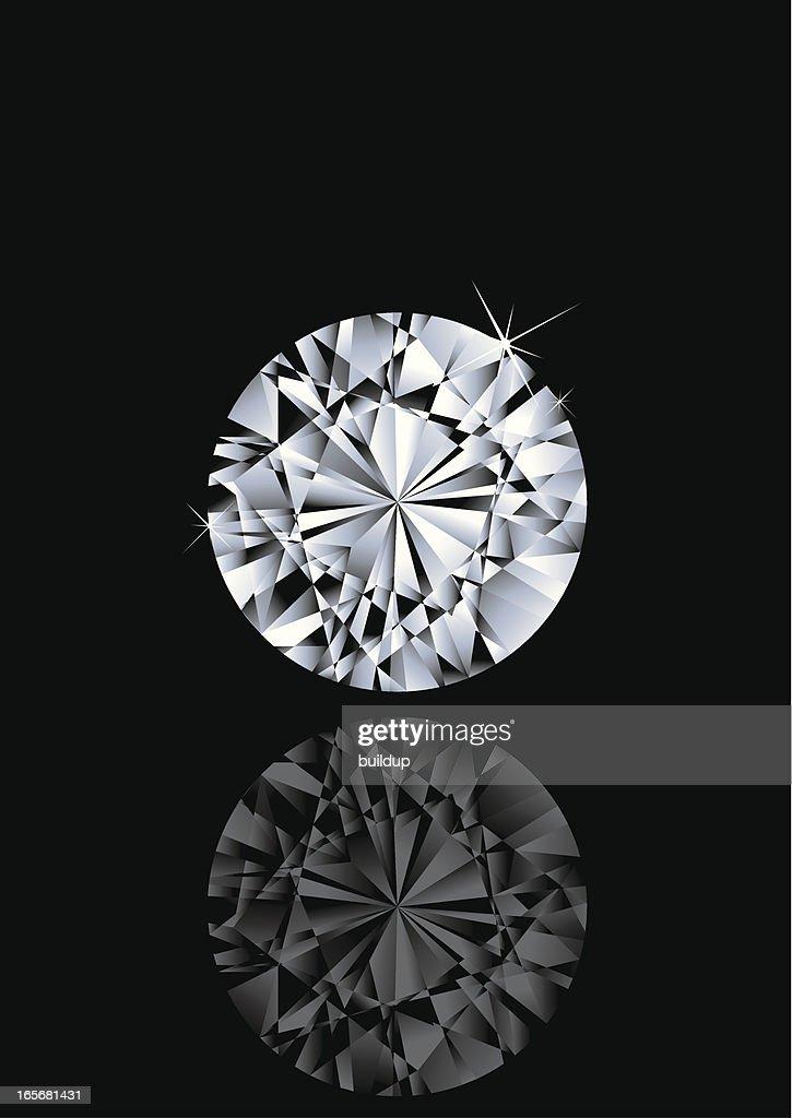 Round Shape Gem