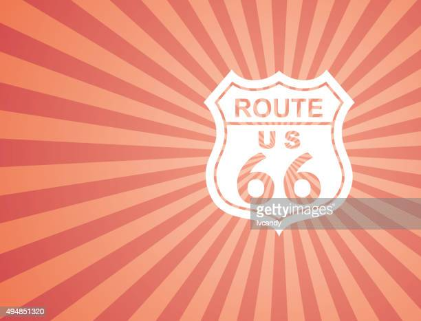 route 66 background