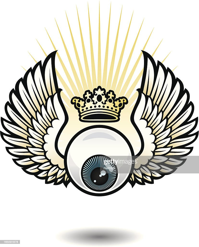 Royal eyeball