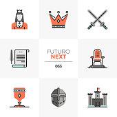 Royal Kingdom Futuro Next Icons