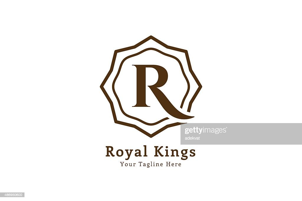Royal vector template hotel