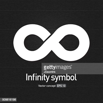 Royalty Free Infinity Symbol Icon Concept Vector Art Getty Images