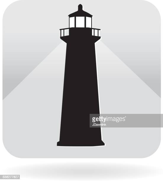 Royalty free lighthouse icon