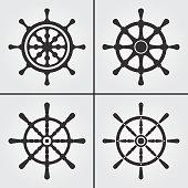 Rudder Icons