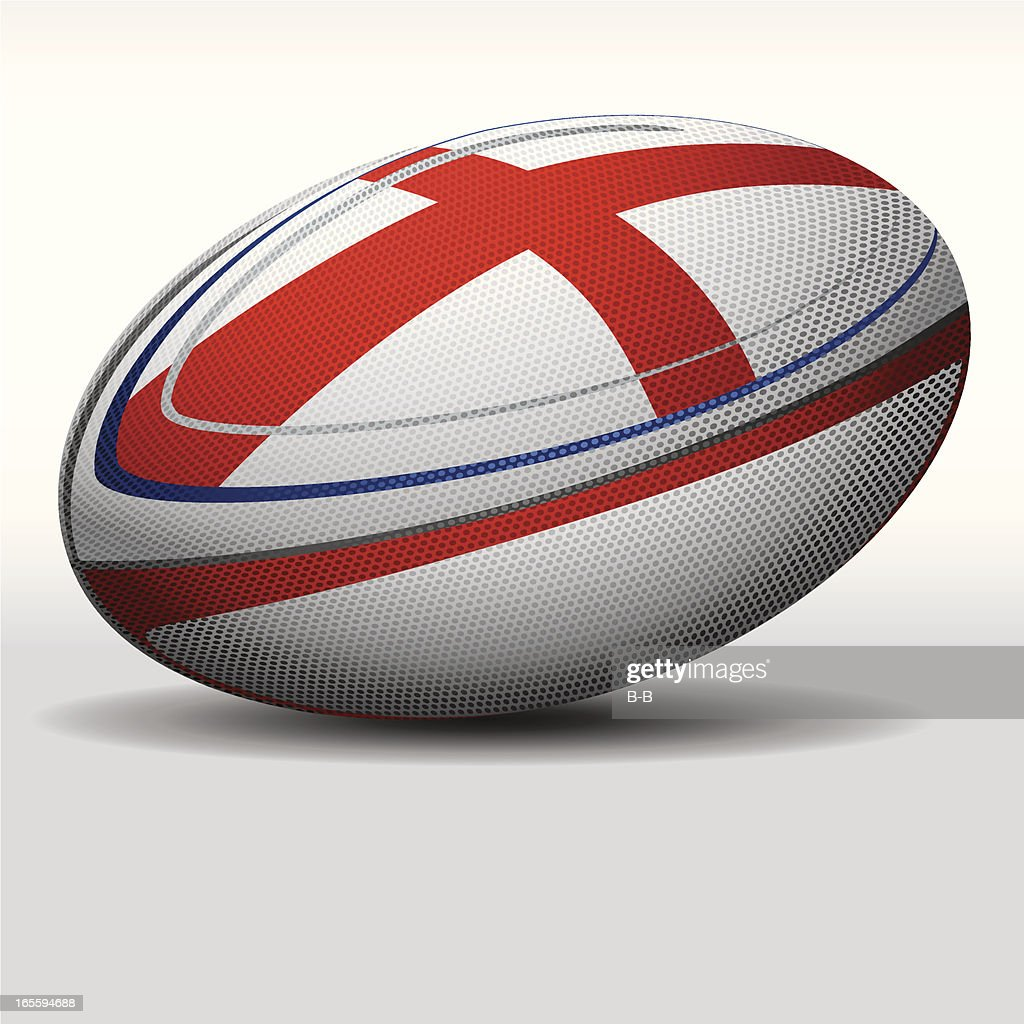 Rugby ball-England